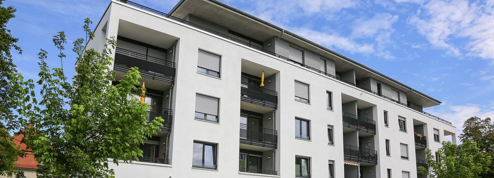 Betreutes Wohnen in Neckarstadt Ost
